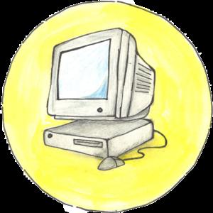 Bakkie-Troost-computert